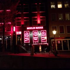Moulin Rouge - Amsterdam City