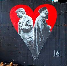 Lapiz street art