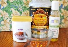 I love healthy stuff I can make at home..need to try this recipe for body butter-no chemicals,no dyes!