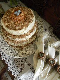 Italian Cream Cake