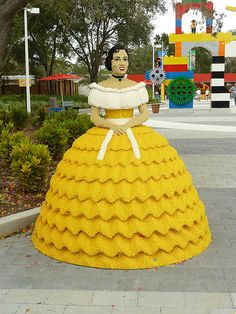Legoland Florida, just an hour from #Orlando. Book Orlando flights http://www.globehunters.com/Flights/Orlando-Flights.htm