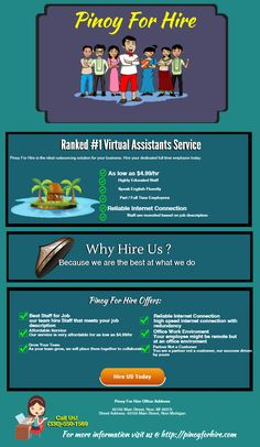 """Pinoy for Hire"""" is an affordable optimization service that is offering fantastic solutions for website optimization problem."""