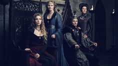 'The White Princess' first look: Starz's 'White Queen' sequel revisits the Wars of the Roses