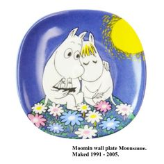 This item is unavailable Moomin, Plates On Wall, Finland, Scandinavian, Decorative Plates, Ceramics, Uppsala, Etsy, Vintage