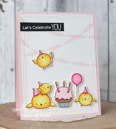 My Favorite Things Color Challenge 91! - Cards by Kerri