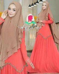 Modern Hijab Fashion, Hijab Cartoon, Muslim Dress, Blouse Dress, Womens Fashion, Model, Pattern, Fashion Design, Inspiration