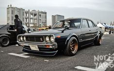 1969 Nissan Skyline GT-R, photo by Nori Yaro [1920x1200]