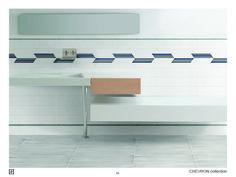 #cersaie2016 #ceramic #tile #wesport #silk #colour #reposegray #aqua #softcolours #madeinitaly #ravenna #ceramicasenio #senio #tharros #brick #earth #luna