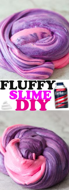 If you have always wondered how to make fluffy slime. In this easy DIY I teach you how to make fluffy slime the right way with only a few simple ingredients!