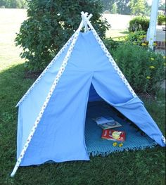30 Awesome Teepee DIY Projects For Kids This Summer diy diy crafts teepee diy kids crafts diy teepee diy kids projects kids projects Diy Tipi, Diy Kids Teepee, Kids Tents, Pvc Pipe Crafts, Pvc Pipe Projects, Diy Projects For Kids, Diy For Kids, Children Projects, Kids Crafts