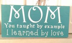 Mom - Mothers - Wooden Sign - Mom Sign - Gifts for Mom - Mothers day - Family Signs - Sign - Signs - Wood Signs - Mother - Grandma Gifts Fir Mom, Diy Gifts For Mom, Diy Mothers Day Gifts, Grandma Gifts, Mothers Day Signs, Signs For Mom, Mothers Day Crafts For Kids, Primitive Wood Signs, Wooden Signs