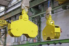 Proceso de fabricación deKIT puente birraílconcarro abiertode 90/15t capacidad y 19,7m de luz. GH Cranes  Components