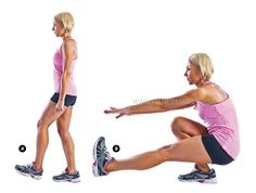 Pistol squat | Training | Fitness Magazine
