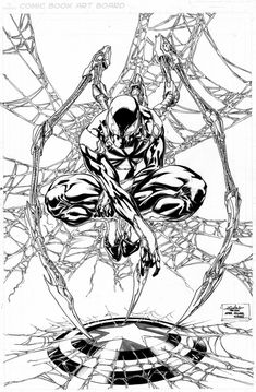 Iron Spider-Man commission by https://spiderguile.deviantart.com on @DeviantArt