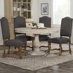 Amélie White French Style Dining Table Set  £659Rrp £1515 Beauteous Dining Room Furniture Outlet Stores Inspiration Design