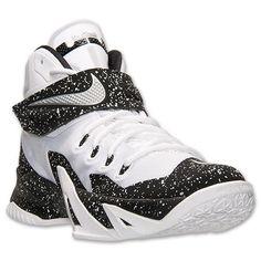 Nike Zoom LeBron Soldier 8 Premium Basketball Shoes
