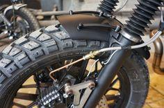The 2014 Cosmic Nozems Motorshow - part 4 - ER Motorcycles Scrambler Custom, Custom Motorcycles, Cars And Motorcycles, Bobber Bikes, Cafe Racer Bikes, Honda, Bike Details, Motorcycle Bike, Motorbikes