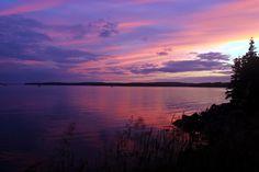 St. Peters Canal, Cape Breton, Nova Scotia Cape Breton, Tumblr Photography, Nova Scotia, To Go, Canada, Celestial, Sunset, Places, Outdoor