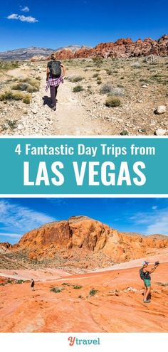 Planning a trip to Las Vegas, don't just gamble, drink and hang out on the Strip. Here are 4 incredible day trips from Vegas less than 2 hours drive from the Strip to get out in nature and go, hiking, horse riding, scenic drives and more. Don't visit Nevada without learning about these amazing Vegas getaways! #LasVegas #Nevada #USAtravel #travel #roadtrips #vacations #familytravel #Vegas Vegas Getaway, Las Vegas Trip, Usa Travel Guide, Travel Usa, Travel Tips, Travel Guides, Travel Destinations, Vacation Trips, Day Trips