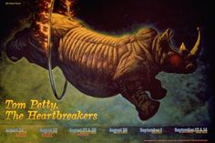GigPosters.com - Tom Petty And The Heartbreakers