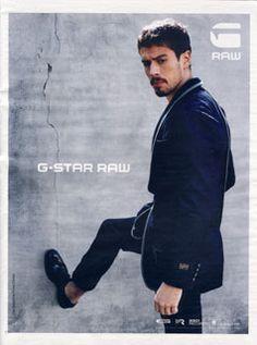G-Star Raw - Toby Kebbell