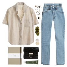 With tangerine trees and marmalade skies by nandim on Polyvore featuring Vetements, Givenchy, Miss Selfridge, Aveda, Korres and Shinola