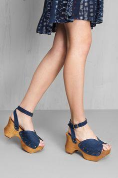 anabela jeans | Dress to
