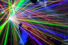 Lasers efect