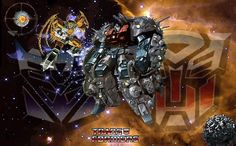 I am a big fan of the Tranformers so made some wallpapers to showcase the cartoons and movies. Transformers © Hasbro Primus and Unicron Wicked Ways, Transformers Toys, Geek Stuff, Darth Vader, Nerdy Things, Strange Things, Animation, Deviantart, Cool Stuff