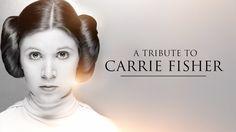 Billie Lourd pays tribute to Carrie Fisher at Star Wars Celebration, Orlando Star Wars Film, Star Wars Art, Star Trek, Carrie Fisher, Eddie Fisher, Princesa Leia, Leia Star Wars, Obi Wan, Starwars