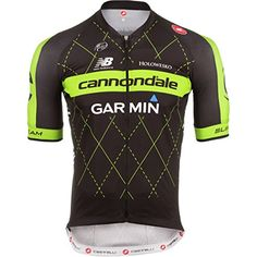 8946d880e Castelli Cannondale G Team 2.0 Jersey - Men s Black Sprint Green