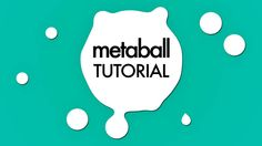 After Effects – Fluid Metaball Effect with Trapcode Particular Tutorial