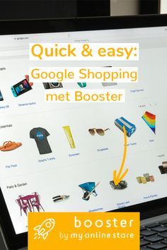 Meer online verkopen en websiteverkeer trekken? Google Shopping en Booster helpen je hierbij. Lees hier hoe!  #marketingdigital #marketing #marketingtip #MKB #onlinemarketing #onlinemarketingtip #marketingblog #ondernemer #ondernemen #zzp #eigenbedrijf  #googleshopping #onlineshopping #webwinkel #webshop #onlinewinkel Google Shopping, Online Marketing, Meet, Ads, Blog, Blogging