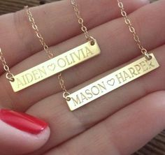 4 Reasons to Fall in Love with Personalized Jewelry - http://www.scoop.it/t/fashion-by-olena-harrar/p/4035561766/2015/01/19/4-reasons-to-fall-in-love-with-personalized-jewelry
