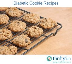 Cookie Recipes This page contains diabetic cookie recipes. Having diabetes does not mean you can't enjoy cookies.This page contains diabetic cookie recipes. Having diabetes does not mean you can't enjoy cookies. Diabetic Cookie Recipes, Diabetic Desserts, Diabetic Foods, Pre Diabetic, Diabetic Oatmeal, Diabetic Breakfast, Mini Desserts, Cure Diabetes Naturally, Diabetes Treatment