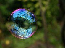 Bubbles. You just gotta love bubbles.