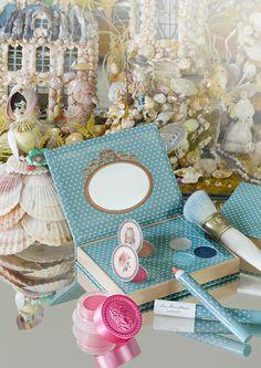 レ・メルヴェイユーズ ラデュレ春の新作コスメ登場 - 宝箱のパレットに遊び心あふれるカラーを詰め込んでの写真1