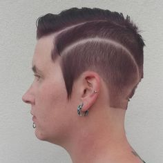 By Erik Lindström at Voltage Salon in Fort Collins, CO. www.eriklindstromhair.com . ✂️️💈🖌️Hairstylist / Colorist / Dreadlock Artist ⚧⚨♁Specializes in Transgender & Queer Hair 🌈LGBTQ+ Friendly .  instagram.com/erik_voltagesalon .  facebook.com/erikvoltagesalon .  erik-voltagesalon.tumblr.com twitter.com/erik_voltage . #fortcollins #fortcollinshair #denverhair #hair #hairstylist #hairporn #hairgoals #hairideas #hairfashion #modernsalon #rawartist #kevinmurphy #erik_voltagesalon #voltagesalon Queer Hair, Kevin Murphy, Fort Collins, Short Cuts, Androgynous, Transgender, Hair Goals, Salons, Facebook