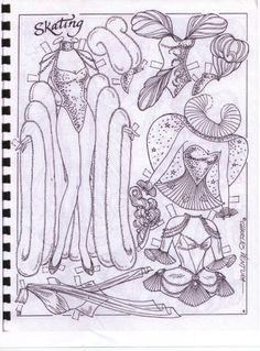Skating Bride by Ventura #4
