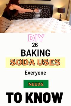 Homemade Cleaning Products, Household Cleaning Tips, House Cleaning Tips, Natural Cleaning Products, Cleaning Hacks, Cleaning Dust, Cleaning Recipes, Baking Soda Uses, Cleaners Homemade