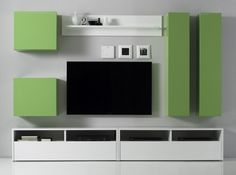 LC Mobili Wall Unit Box Combi 4