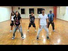 """BEAT IT"" by Michael Jackson - Dance Fitness Workout Choreography Valeo Club - YouTube"