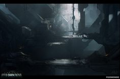 Conceptual art by: Max Riess Star Trek Into Darkness