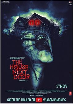#Movie #Horror #TheHouseNextDoor The House Next Door - Horror Movie: Synopsis: A happy couple faces horror when a family moves into the…