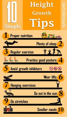 In this guide we have discussed about easy, simple and effective tips to increase height after 18. This is the best height growth formula who wants desired height at home.