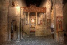 Porclaneta, dove scolpirono i novizi – Before Chartres Romanesque Architecture, Chor, Altars, Santa Maria, Stone, Wordpress, Faith, Painting, Studio