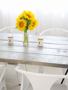 DIY your next table!
