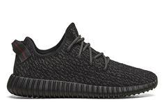 Kanye x adidas Yeezy Boost 350: Black