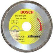 Disco Para Serra Mármore Professional - Bosch - Disco de diamante 110mm para máquinas manuais.     Aplicação em todos os tipos de mármores, granitos e pedras. www.colar.com