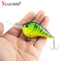 Lifelike 3D Eyes Fishing Lure 9.5CM 11G High Quality Treble hook Artificial Hard Bait Treble Hook Crankbait 5 Colors Available <3 Details on product can be viewed by clicking the image